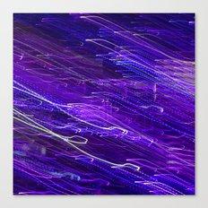 Hues: Purple Canvas Print