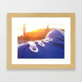 Vanset Framed Art Print