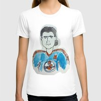 hockey T-shirts featuring Hockey by short stories gallery