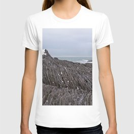 The Ends of the Earth are Frozen in Time T-shirt