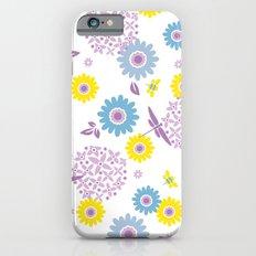 Summer Buzz Slim Case iPhone 6s