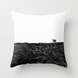 The Only One | Slieve League Throw Pillow