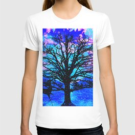 TREES AND STARS T-shirt