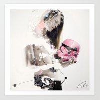The New generation / 1 Art Print
