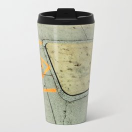 Two Of Diamonds Travel Mug