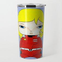 A Girl - Joan Randall (Captain Future) Travel Mug