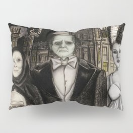 Downton Abbey Normal (Young Frankenstein Mashup) Pillow Sham