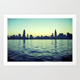 Chicago III Art Print