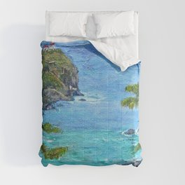 Cape Disappointment Comforters