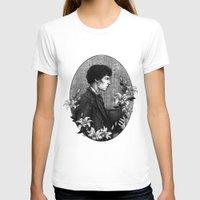 sherlock holmes T-shirts featuring SHERLOCK | POTO AU - Sherlock Holmes by inferno92000
