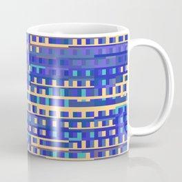 Beethoven Moonlight Sonata (Blues) Coffee Mug