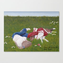 Best Buddies Canvas Print