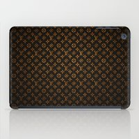 lv iPad Cases featuring LV Pattern by Veylow