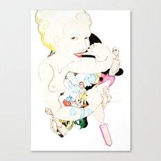Kult Minipymer Canvas Print