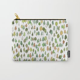A Tree Falls Carry-All Pouch