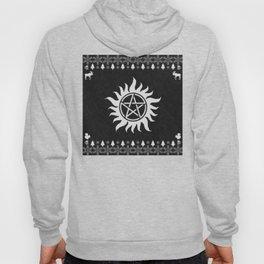 Supernatural Holiday Sweater Hoody