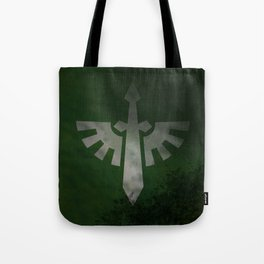 Repent! For tomorrow you die! Tote Bag