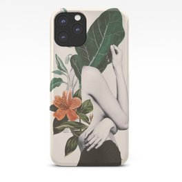 natural beauty-collage 2 iPhone Case