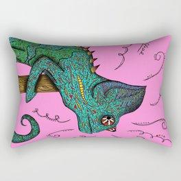 Cheswick Chameleon Rectangular Pillow