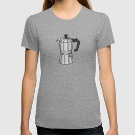 Espresso coffee maker T-shirt