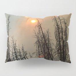 Fiery Sun Pillow Sham