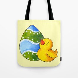 Waiting to Hatch Tote Bag