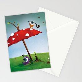 The Eyez - Umbrella Stationery Cards