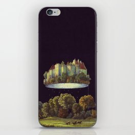 Castle iPhone Skin