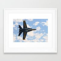 aviation Framed Art Prints featuring Aviation Photography by Suzanne Gallagher