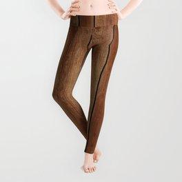 wood 3 Leggings