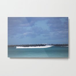 Bahamas Cruise Series 137 Metal Print