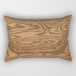 Wood Grain 5 Rectangular Pillow