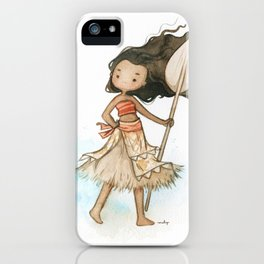 Moana iPhone Case
