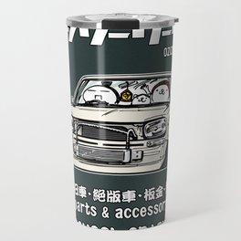 Crazy Car Art 0126 Travel Mug