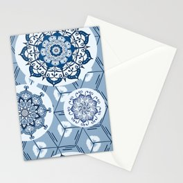 Moroccanblue Stationery Cards