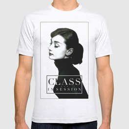 Class in Session T-shirt