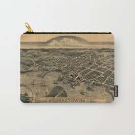 Map Of Marthas Vineyard 1886 Carry-All Pouch