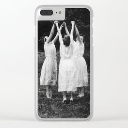 Women's Suffrage Pagent, 1920s Clear iPhone Case
