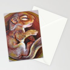 Sciuradae Stationery Cards