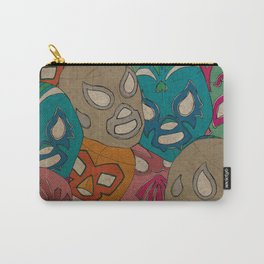 love lucha Carry-All Pouch