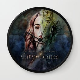 Shadowhunter Wall Clock