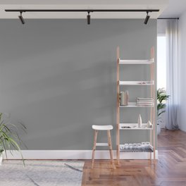 Sealed with a Kiss ~ Gray Wall Mural