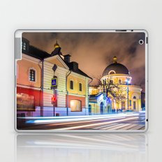 Evening in Moscow Laptop & iPad Skin