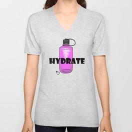 Hydrate Unisex V-Neck