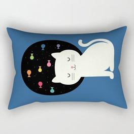 Cats Fantasy Rectangular Pillow