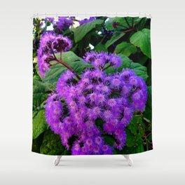 Purple Heaven Shower Curtain