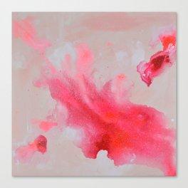 Rose Nebula Canvas Print