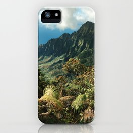 Puu O Kila iPhone Case