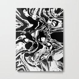 Blast Metal Print