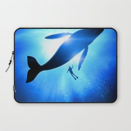 OCEAN TRIP VII Laptop Sleeve